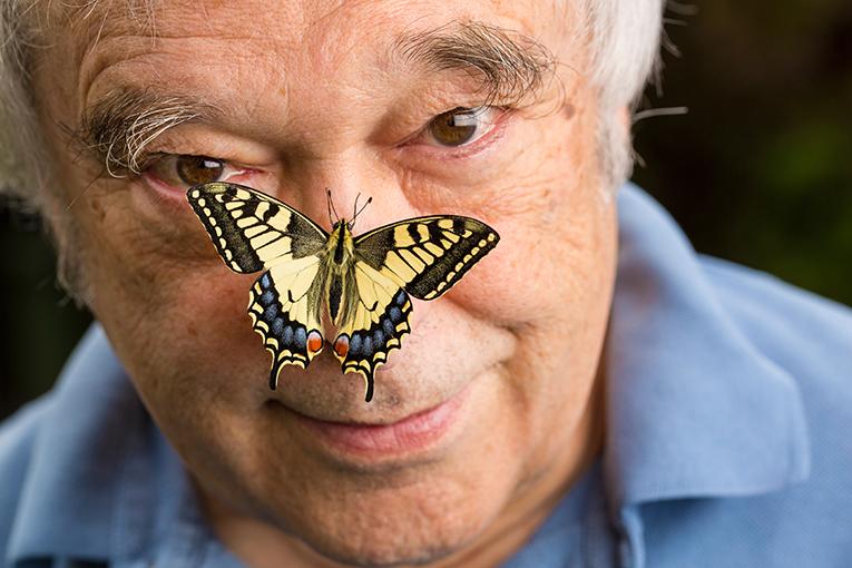 Marc de Roche, Papa Papillon